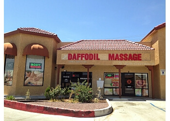 Victorville massage therapy Daffodil Soothing Massage
