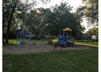 Rockford public park Dahlquist Park