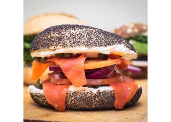 Eugene bagel shop Daily Bagel