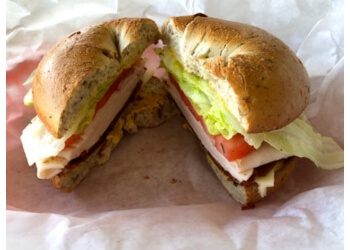 Fremont bagel shop Daily Bagel Cafe