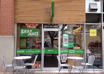 Austin juice bar Daily Juice