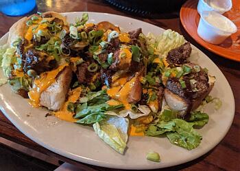 Cedar Rapids seafood restaurant Daisy's Garage
