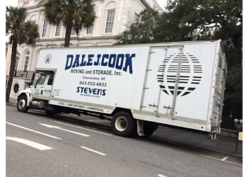 North Charleston moving company Dale J. Cook Moving and Storage, Inc.