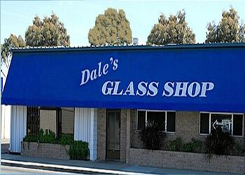 Salinas window company Dale's Glass Shop