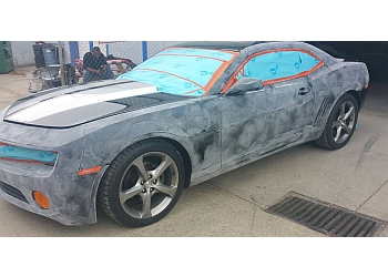 3 best auto body shops in fayetteville nc threebestrated for Best auto body paint shop
