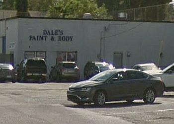 Fayetteville auto body shop Dale's Paint & Body Shop
