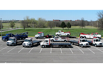 Olathe towing company Dale's Tow Service