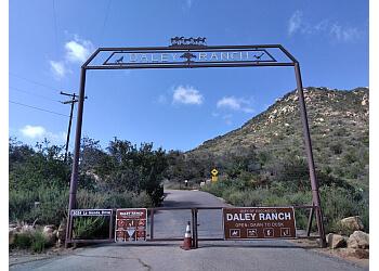 Escondido hiking trail Daley Ranch