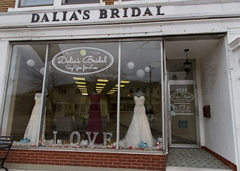 Buffalo bridal shop Dalia's Bridal