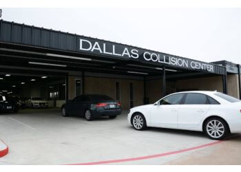 Dallas auto body shop Dallas Collision Center