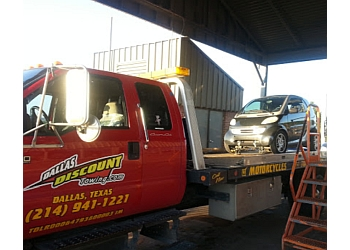 Dallas towing company Dallas Discount Towing