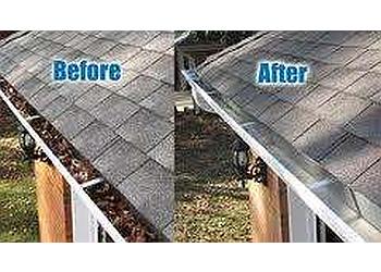 Dallas gutter cleaner Dallas Gutter & Repair