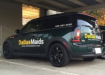 Dallas house cleaning service Dallas Maids