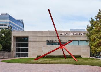 Dallas landmark Dallas Museum of Art