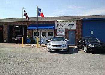 Frisco car repair shop Dallas Precision Imports