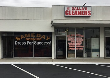 Downey dry cleaner Dalla's Same Day Cleaners