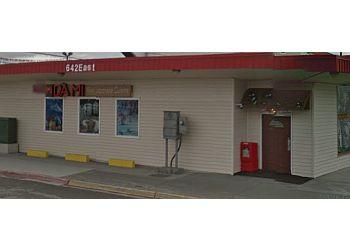 Anchorage japanese restaurant Dami