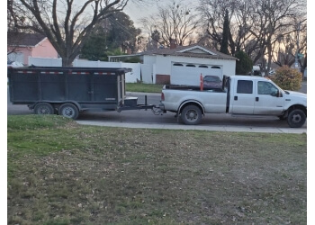 Modesto junk removal Damien's Junk Removal