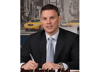 Elizabeth personal injury lawyer Dan T. Matrafajlo