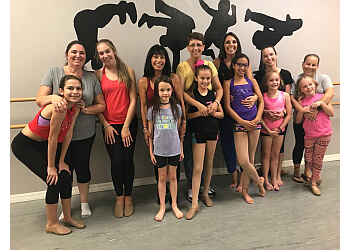 Cape Coral dance school Dance Dimensions of SWFL