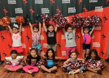 Laredo dance school Dance Fusion Studio