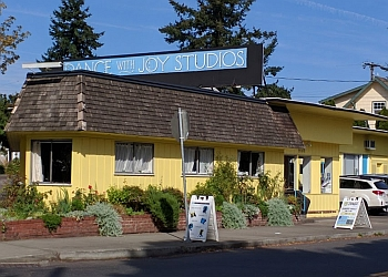 Portland dance school Dance With Joy Studios