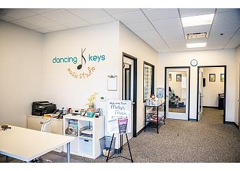 Irvine music school Dancing Keys Music Studio