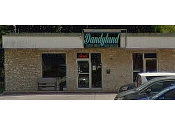 San Antonio tattoo shop Dandyland Tattoo