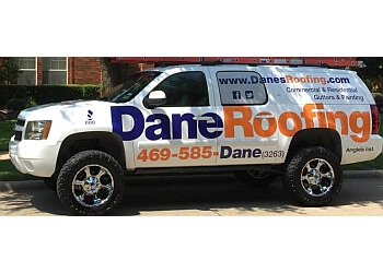 Plano roofing contractor Dane Roofing