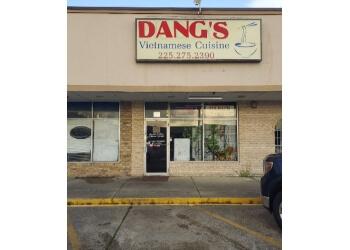Baton Rouge vietnamese restaurant Dang