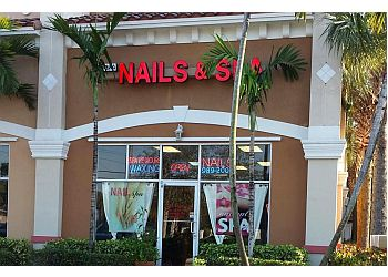 Fort Lauderdale nail salon Dania Nails & Spa