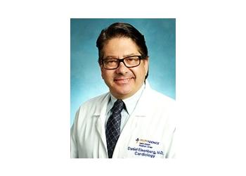 Burbank cardiologist Daniel A. Eisenberg, MD