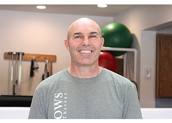 Fresno physical therapist Daniel Barrows, PT