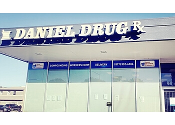 Fort Worth pharmacy Daniel Drug