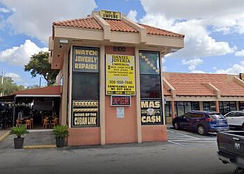 Hialeah jewelry Daniel Jewelry Inc.