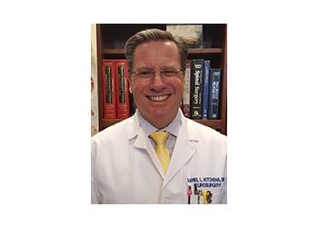 St Louis neurosurgeon Daniel L. Kitchens, MD