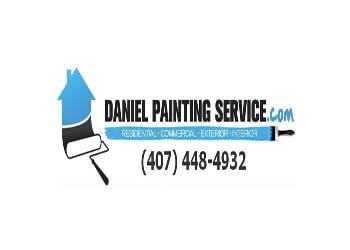 Orlando painter Daniel Painting Service Inc