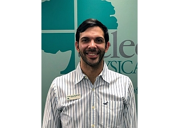 Durham physical therapist Daniel Ramos, PT DPT, CSCS
