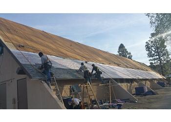 Santa Clarita roofing contractor Daniel Roofing & Construction