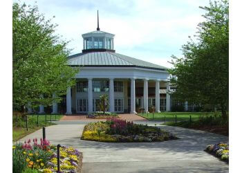 Charlotte places to see Daniel Stowe Botanical Garden
