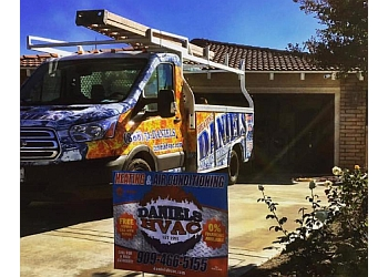 San Bernardino hvac service Daniels Heating and Air Conditioning
