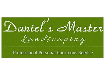 Westminster landscaping company Daniel's Master Landscaping