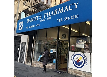 San Francisco pharmacy Daniels Pharmacy