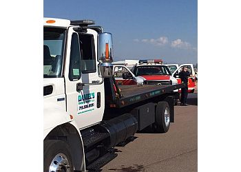 Colorado Springs towing company Daniel's Towing and Recovery, LLC