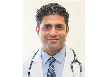 Los Angeles neurologist Danny Benmoshe, MD