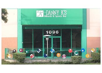 Orange sports bar Danny K's Billiards & Sports Bar