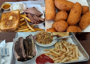 Cary barbecue restaurant Danny's Bar-B-Que