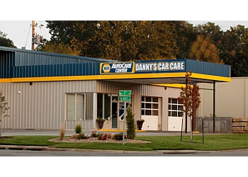 Topeka car repair shop Danny's Car Care