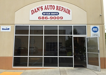 Elk Grove car repair shop Dan's Auto Repair