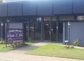 Birmingham funeral home Dante Jelks Funeral Home, LLC